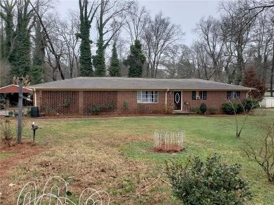 Gainesville Single Family Home For Sale: 8 Cherry Circle