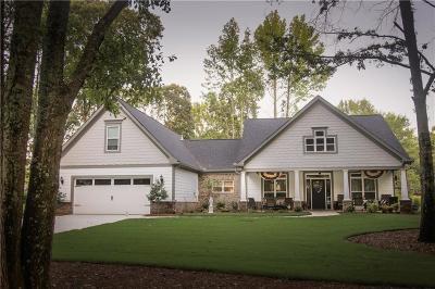 Social Circle Single Family Home For Sale: 440 Lakewood Drive