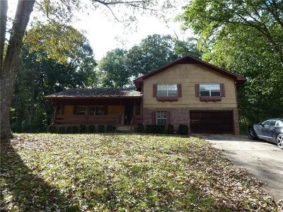 Lithonia Single Family Home For Sale: 3376 Moravia Drive