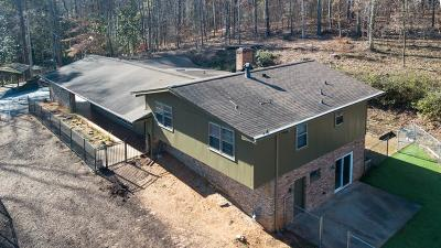 Fulton County Single Family Home For Sale: 645 Willeo Road