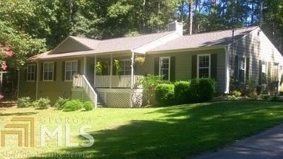 Loganville Single Family Home For Sale: 4430 Branchwood Court