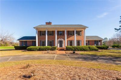 Henry County Single Family Home For Sale: 838 Conyers Road