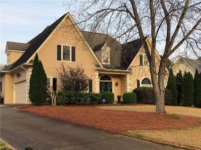 Dunwoody Single Family Home For Sale: 5273 Brooke Farm Drive