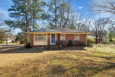 Decatur Single Family Home For Sale: 2188 Sharon Way