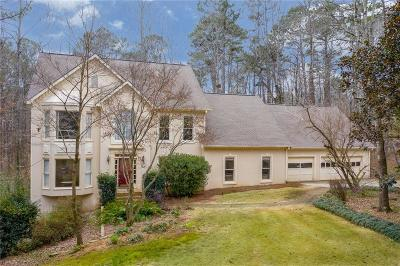 Cumming Single Family Home For Sale: 6525 Black Oak Drive