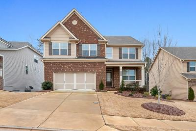 Forsyth County Single Family Home For Sale: 2540 Canter Meadow Drive