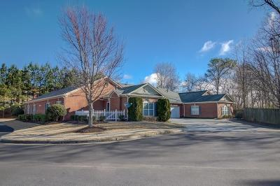Buford Single Family Home For Sale: 119 Holiday Road
