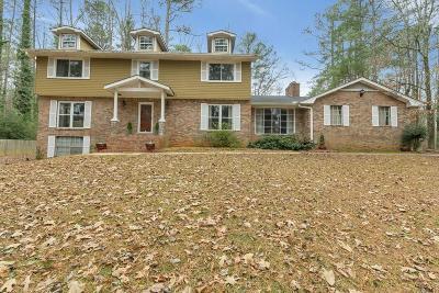 Atlanta Single Family Home For Sale: 5960 Lynfield Drive