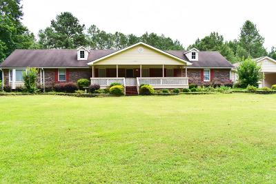 Snellville Single Family Home For Sale: 3214 Lee Road