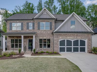 Cumming Single Family Home For Sale: 6925 Concord Brook Lane