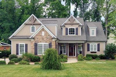 Social Circle Single Family Home For Sale: 560 Lakewood Drive