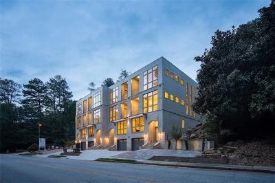 Roswell Condo/Townhouse For Sale: 174 Oxbo Road