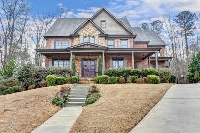 Buford Single Family Home For Sale: 2973 Springbluff Lane