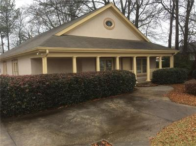 Commercial For Sale: 572 Buford Drive