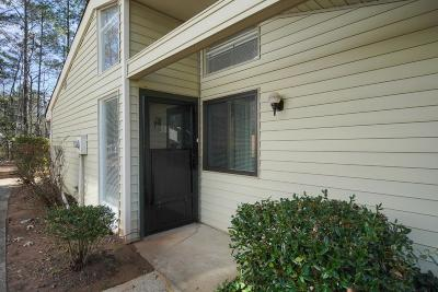Marietta Condo/Townhouse Contingent-Due Diligence: 3832 Mulkey Circle SW