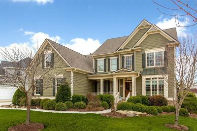 Flowery Branch Single Family Home For Sale: 7420 Lazy Hammock Way