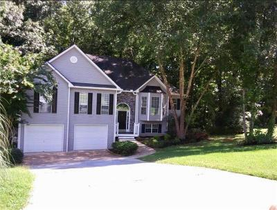 Forsyth County Single Family Home For Sale: 4340 Mapleton Way