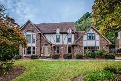 Single Family Home For Sale: 1655 Redbourne Drive