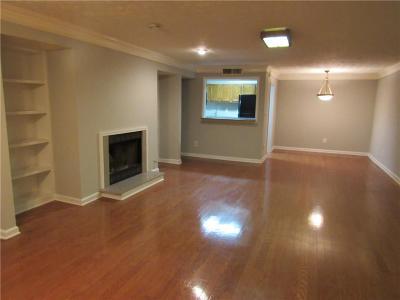 Atlanta Condo/Townhouse For Sale: 1015 Dunbar Drive
