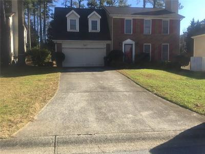 Norcross Single Family Home For Sale: 1181 Daleview Ct.