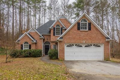 Douglasville Single Family Home For Sale: 5242 Maroney Mill Road