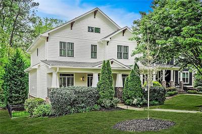 Smyrna Single Family Home For Sale: 3655 King Springs Road SE