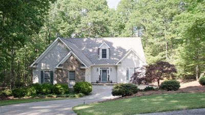 Habersham County Single Family Home For Sale: 110 Summer Road