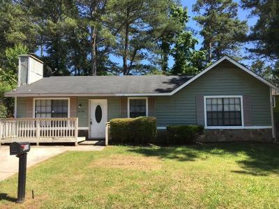 Lithonia Single Family Home For Sale: 6138 Creekford Drive