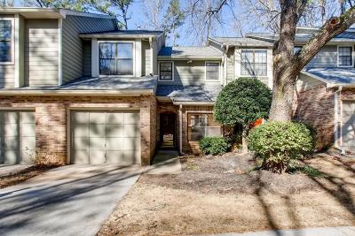 Alpharetta Condo/Townhouse For Sale: 503 Mansard Walk