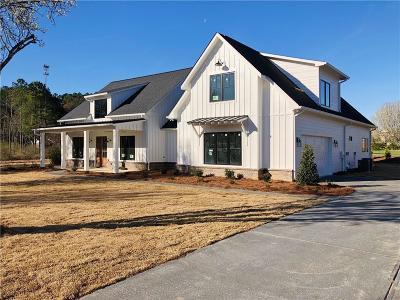 Calhoun Single Family Home For Sale: 106 Shenandoah Drive