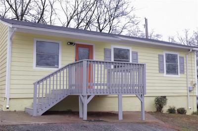 Atlanta Single Family Home For Sale: 17 Turman Avenue SE