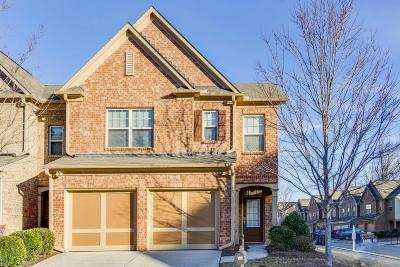 Alpharetta Condo/Townhouse For Sale: 1735 Winshire Cove