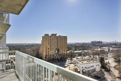 Atlanta Condo/Townhouse For Sale: 3324 Peachtree Road #1112
