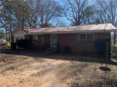 Oxford Single Family Home For Sale: 204 Emory Way