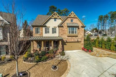Johns Creek Single Family Home For Sale: 5272 Byers Landing Way
