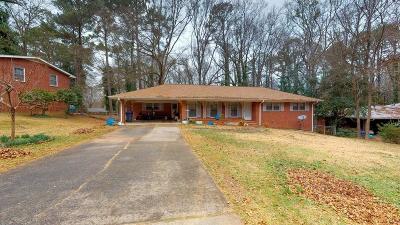 Morrow Single Family Home For Sale: 1450 Hammack Drive