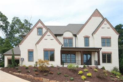 Suwanee Single Family Home For Sale: 1845 Turnberry Avenue