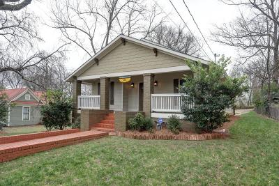 Single Family Home For Sale: 685 Woodward Avenue SE