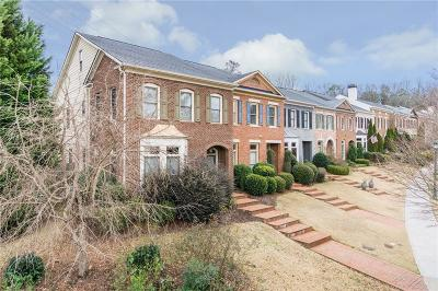 Kennesaw Condo/Townhouse For Sale: 1546 Ridenour Parkway NW