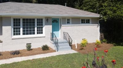 East Atlanta Single Family Home For Sale: 1873 Winthrop Drive SE