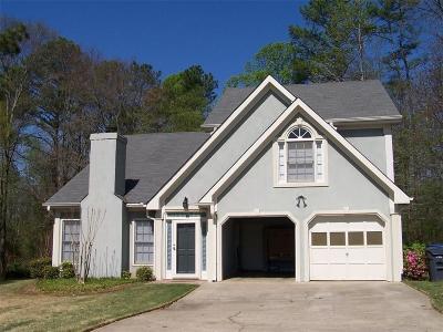 Woodstock Single Family Home For Sale: 718 Helga Drive NE