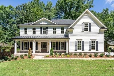 Atlanta Single Family Home For Sale: 6550 Scott Valley Road