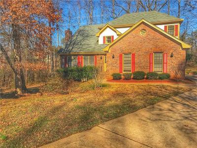 Lilburn Single Family Home For Sale: 4317 Saint Michaels Drive