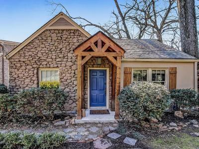 Atlanta Single Family Home For Sale: 462 Deering Road NW