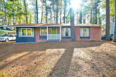 Atlanta Single Family Home For Sale: 185 Oak Drive SW