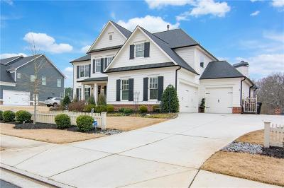 Forsyth County Single Family Home For Sale: 3725 Williams Point Drive