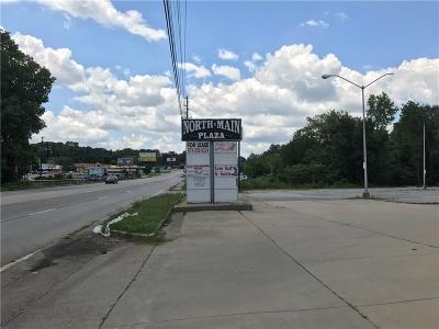 Jonesboro Commercial For Sale: 7718 N Main Street