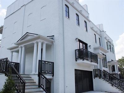 Atlanta Condo/Townhouse For Sale: 3667 Peachtree Road NE #3