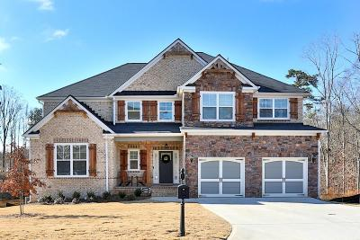 Forsyth County Single Family Home For Sale: 5790 Winding Lakes Drive