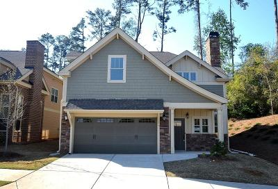 Marietta Single Family Home For Sale: 2422 Barrett Preserve Court SW